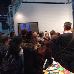 Schreibhain auf der Leipziger Buchmesse